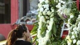 Memorial për viktimat e drogës në Meksikë
