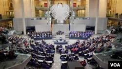 parlamenti gjerman