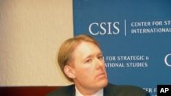 """华盛顿智库""""战略暨国际研究中心""""中国问题专家张克斯"""