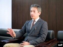 明治大學政治經濟學部教授高峰修(照片提供: 高峰修)