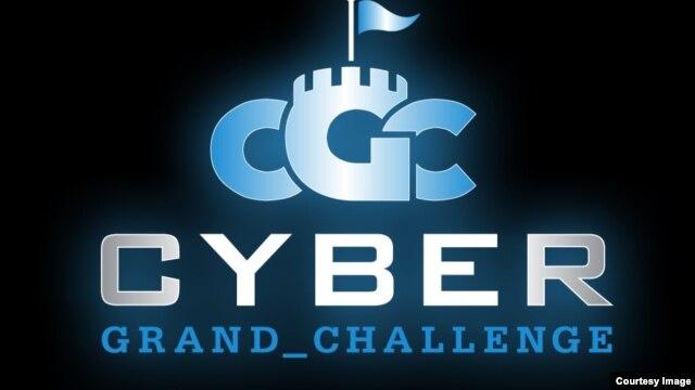DARPA's Cyber Grand Challenge logo.