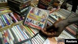 CD sao chép lậu