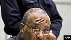 Bivši liberijski predsednik u sudnici u Hagu