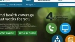 Washington Week: Focus on Troubled Health Care Website