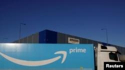 Hãng bán lẻ trực tuyến Amazon đã nhận được số đơn hàng tăng vọt trong mùa dịch Covid-19