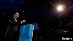 El senador Marco Rubio es también una de las cartas del Partido Republicano para ser candidato en las elecciones de 2016.