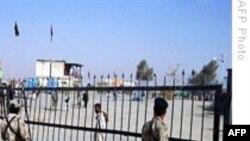 نیروهای امنیتی پاکستان در مرز افغانستان به حال آماده باش در آمدند