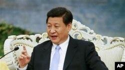 တရုတ္ ဒု- သမၼတ Xi Jinping