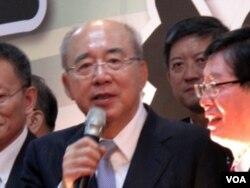 国民党荣誉主席 吴伯雄