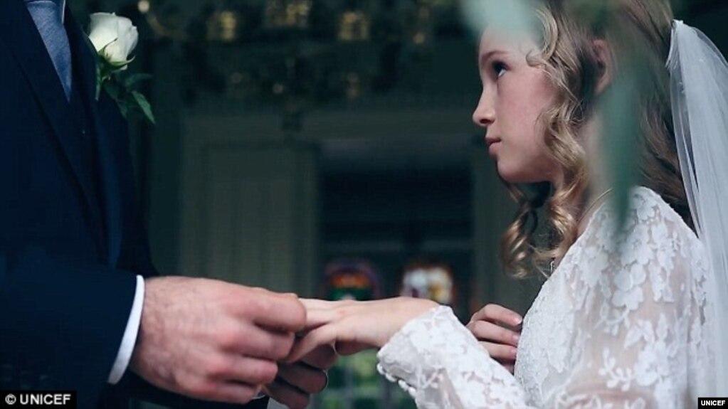 Martesat e fëmijëve në Shtetet e Bashkuara