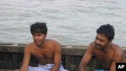 هلاکت بیست تن به اثر فرو رفتن کشتی در هند