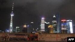 上海高楼多 房地产和中国经济密切相关