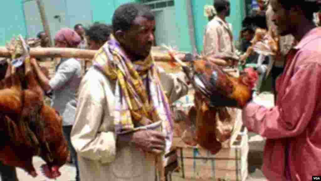 Mekelle Market