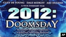 ":""2012:Doomsday"" is Hollywood's latest on world's imminent demise"