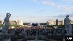 «Усадьба-джаз» в подмосковном «Архангельском».