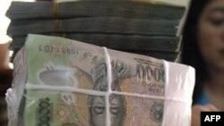 Kinh tế Việt Nam tăng trưởng chậm lại, lạm phát tăng vọt