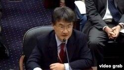 Quyền Trợ lý Ngoại trưởng Mỹ Joseph Yun.