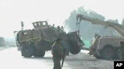 আফগানিস্তানে আত্মঘাতী আক্রমণে নয় জন নিহত