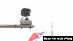 Kamere za nadzor u Beogradu već nadgledaju građane, Foto: VOA