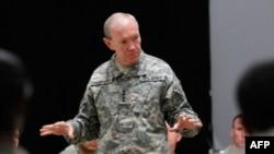 Tham mưu trưởng lục quân Hoa Kỳ Martin Denpsey