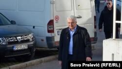 Lider Nove srpske demokratije Andrija Mandić (arhivski snimak)