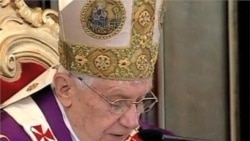 Pope Benedict Calls for Greater Religious Freedom in Cuba