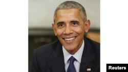 美國前總統奧巴馬。(資料圖片)