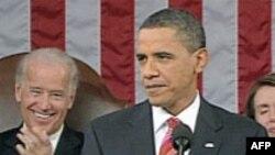 Ekonomija prioritet u prvom govoru o stanju nacije Baraka Obame