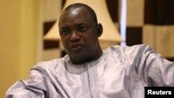 Adama Barrow wanda ya lashe zaben Gambia
