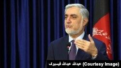 آقای عبدالله حین سخنرانی در مراسم گرامیداشت از بیست و نهمین سالروز شکست قشون سرخ در افغانستان