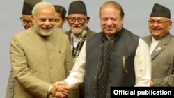 پاکستان اور بھارت کے وزرائے اعظم