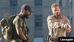 فیلم «سرباز تیرخورده» Man Down با شرکت «شیا لباف»