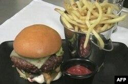 Ekonomik Krizle Birlikte Hamburgere Rağbet Arttı