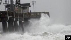 Miền đông Hoa Kỳ chuẩn bị đối phó với bão Sandy