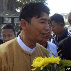 著名政治犯、88世代学运领袖敏哥奈获得自由