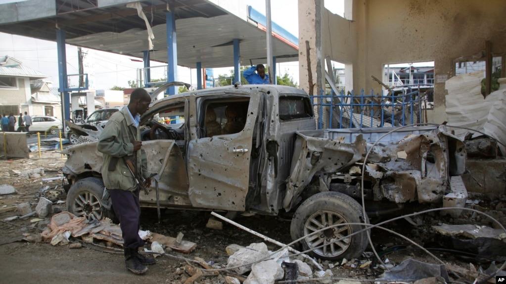 Ushtria amerikane vret 13 militantë të al-Shababit në Somali