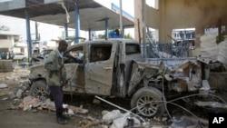Ataques bombistas são frequentes na Somália