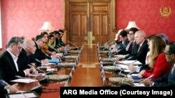 هیأت شورای امنیت ملل متحد به منظور بررسی وضعیت عمومی افغانستان روز شنبه وارد کابل شد