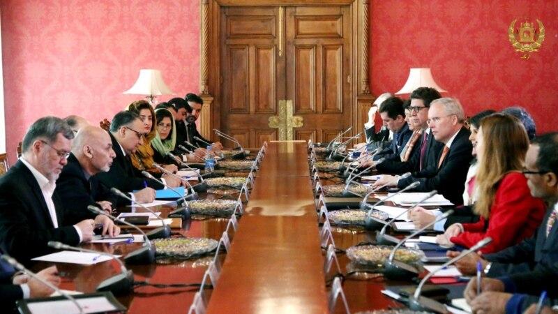 سلامتی کونسل کے 15 رکنی وفد کا دورہ افغانستان