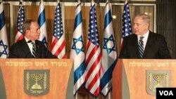 Michael Bloomberg se reunió en Israel con el primer ministro Benjamin Netanyahu en Jerusalén, cuando sucedió el terremoto en Turquía.