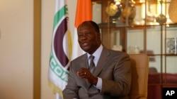 Rais wa Ivory Coast, Alassane Ouattara