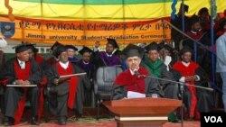Sirna eebbaa barattoota Universitii Jimmaa