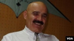 عباس کاموند، معاون سخنگوی سفارت امریکا در کابل