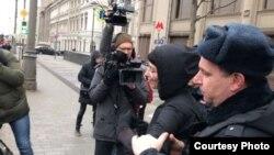 Задержания на акции против систем распознования лиц, 9 февраля 2020 г.