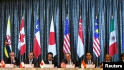 Trans-Pacific Partnership (TPP) Ministerial meeting in Singapore. (February 25, 2014)