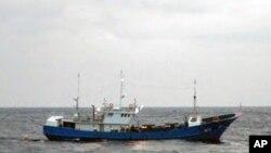 """中国渔船""""浙象渔16"""""""