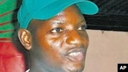 Mfuka Muzemba, líder da JURA.