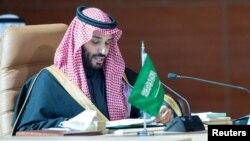 Putra Mahkota Arab Saudi, Mohammed bin Salman