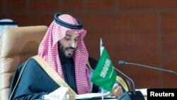 """مېرمن نازش وايي،"""" په سعودي حکومت او په شهزاده محمد بن سلمان ډېر نړيوال دباو دی خو سعودي لا دغې ته هېڅ غبرګون نه دی ښودلې"""""""