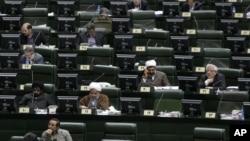 voa pnn Iran majles parliment